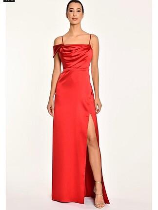 Alfabeta abiye elbise