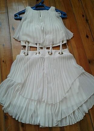 40 Beden Raissa vanessa elbise