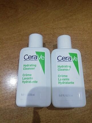 Cerave hydrating cleanser, cerave nemlendiren temizleyici