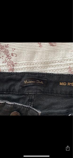 Massimo Dutti Massimo dutti jean