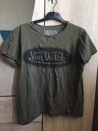 von dutch tişört