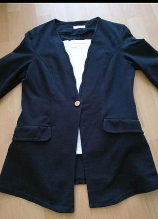 Addax penye blazer ceket