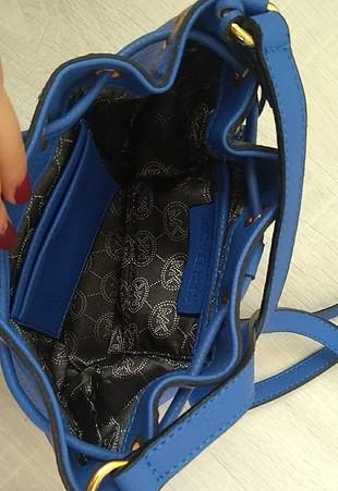Michael Kors büzgülü çanta