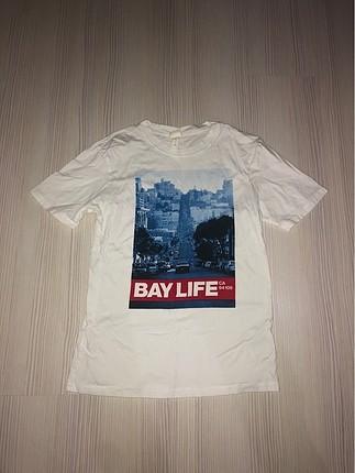 Bay Life h&m tişört