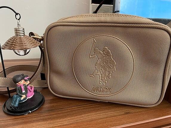 Polo Altın Çanta