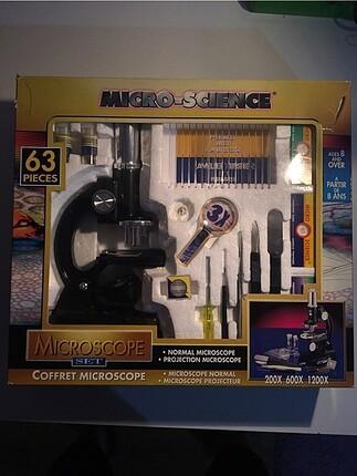Mikroskop Set (Micro-Science)