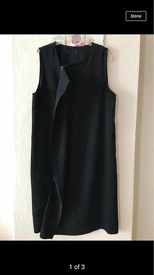 LC Waikiki Lcw siyah elbise