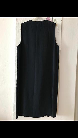 40 Beden Lcw siyah elbise