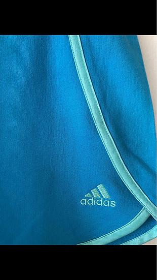 40 Beden mavi Renk Adidas şort
