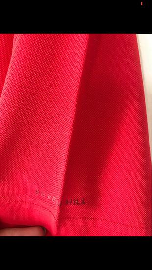 l Beden kırmızı Renk Seven hill erkek tshirt