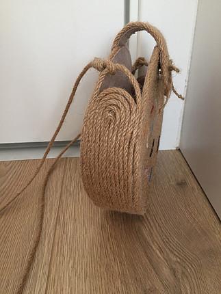 universal Beden Hasır çanta