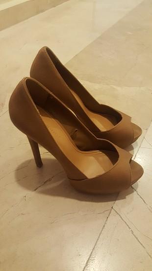 Stradivarius Topuklu ayakkabi