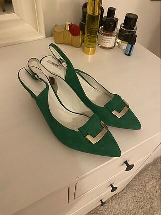 Ayakkabı, 6-7cm topuk