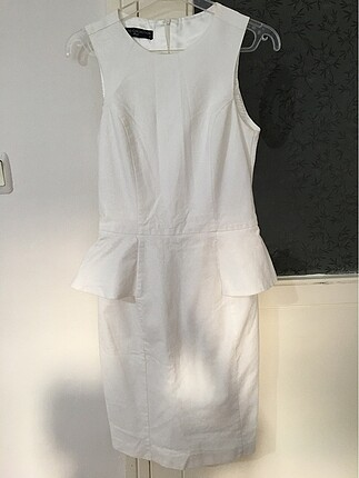 Mudo Beyaz elbise