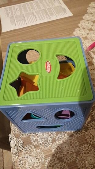Geometrik kutu