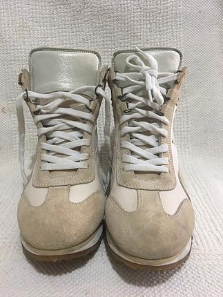 Zara Gizli topuklu spor ayakkabı