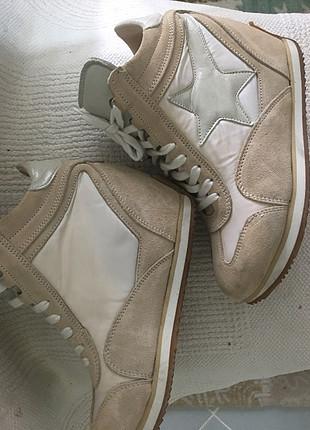 38 Beden Gizli topuklu spor ayakkabı