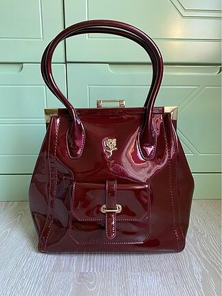 Versace 19.69 rugan çanta