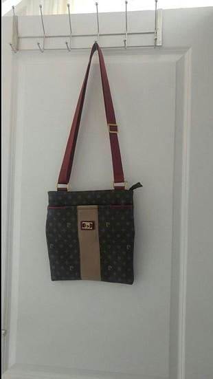 Kalın askı çanta