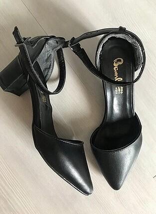 37 Beden Klasik ayakkabı