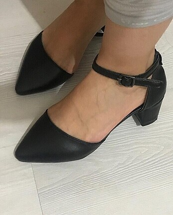37 Beden siyah Renk Klasik ayakkabı