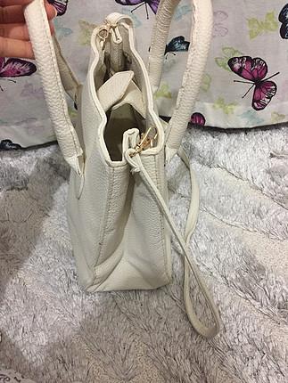 Koton beyaz çanta