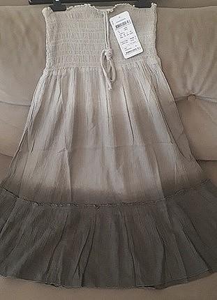 Bayan Askılı Elbise
