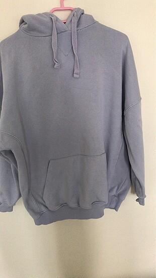 Addax açık mavi sweatshirt