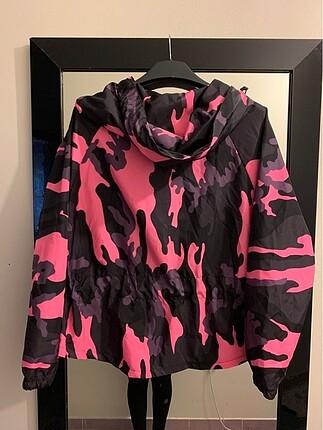 m Beden çeşitli Renk Safiye ekiz yağmurluk tarzı ceket