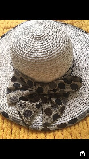 Mango Hasır şapka