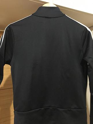 s Beden siyah Renk Adidas eşofman üstü
