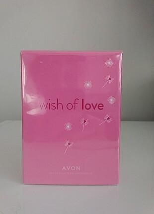 Avon Wish Of Love 50 ml kadın parfümü