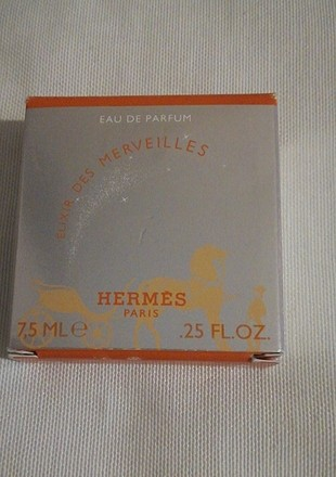 HERMES ELİXİR DES MERVEİLLES 7.5ML EDP SAMPLE
