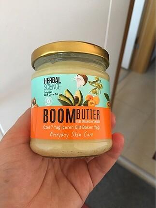 Procsin herbal science boom butter serisi cilt bakım yağı