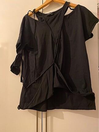 siyah tasarım tişört
