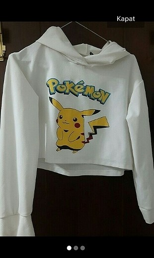 pokemon pikachu sweat