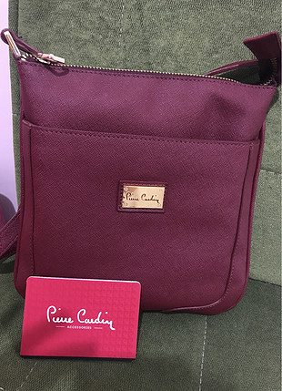 Pierre Cardin Çapraz çanta