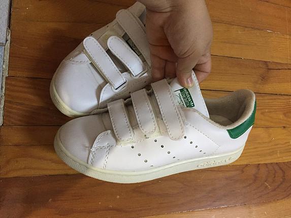 37 Beden Adidas spor ayakkabı