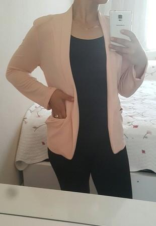 likralı ceket