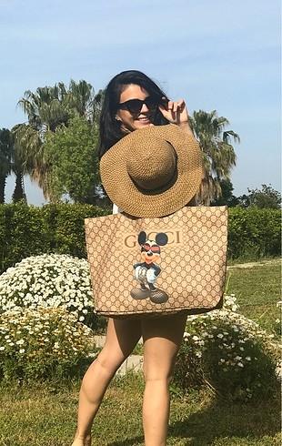 Gucci plaj çanta