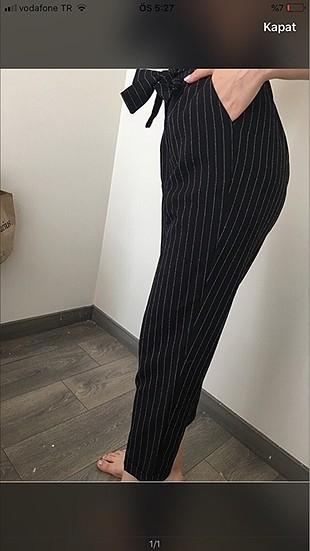 s Beden siyah Renk Pantolon