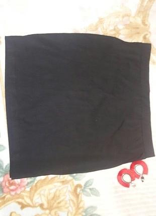 Siyah mini etek