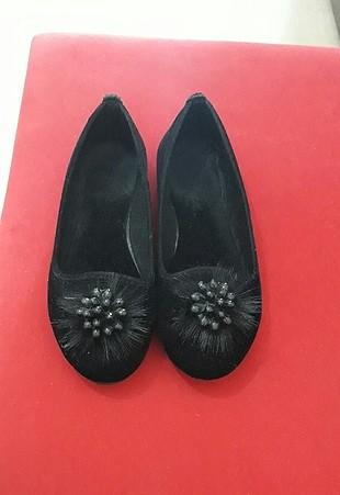 38 Beden siyah Renk ew ayakkabisi