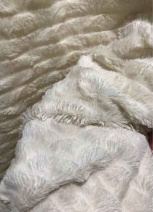Twist peluş kazak