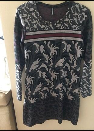 Kışlık Füme Elbise