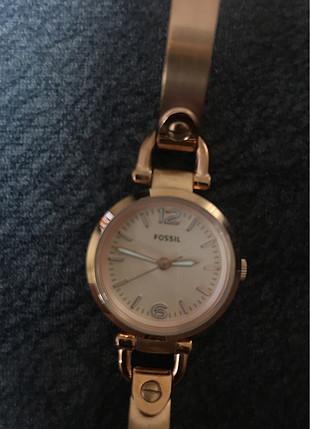 Fossil orijinal sadece 2 kez kullanılmış saat.