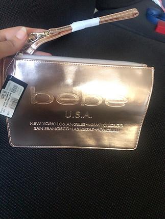 Gold rengi çanta