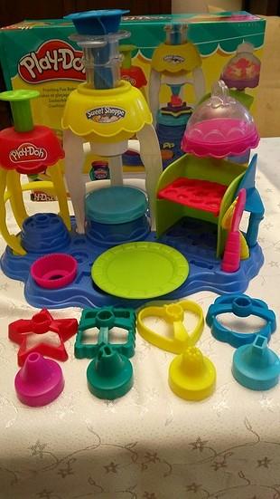 Play-Doh Neşeli pastacı oyun hamuru seti
