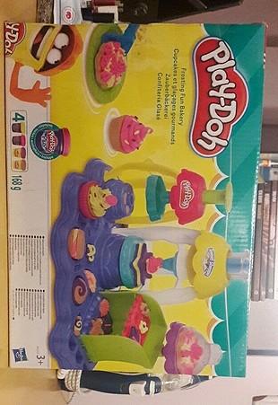 diğer Beden çeşitli Renk Play-Doh Neşeli pastacı oyun hamuru seti