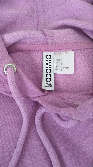 h&m yarım kilo sweatshirt